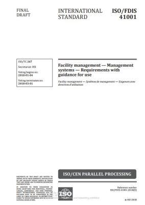 ISO FDIS 41001 volledig